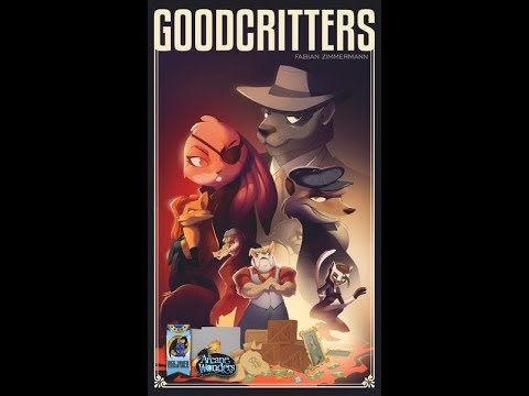 Bower's Game Corner: GoodCritters Review