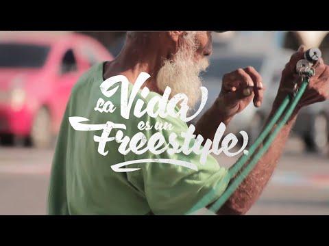 La Vida Es Un Freestyle - Akapellah (Video)