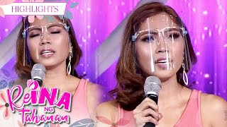 ReiNanay CJ sings her written song   It's Showtime Reina Ng Tahanan