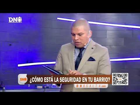 Video: DNI TV: Crece la inseguridad en los barrios de Salta