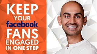 1 Simple Facebook Marketing Tip to Engage With Your Fans!