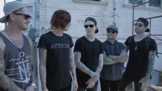 Sleeping With Sirens - 'Better Off Dead' (Behind The Scenes)