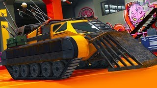 GTA Online: Arena War - HVY Scarab (Apocalypse, Future Shock & Nightmare)