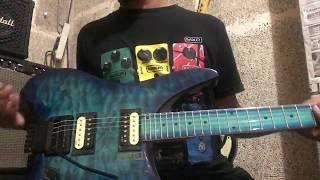 Gitar headless diesell original not steinberger