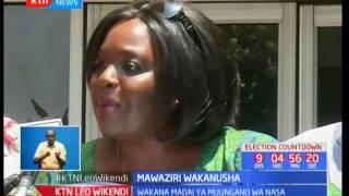 Mawaziri wakanusha madai ya muungano wa NASA kwamba majeshi watatumika kuiba kura katika uchaguzi