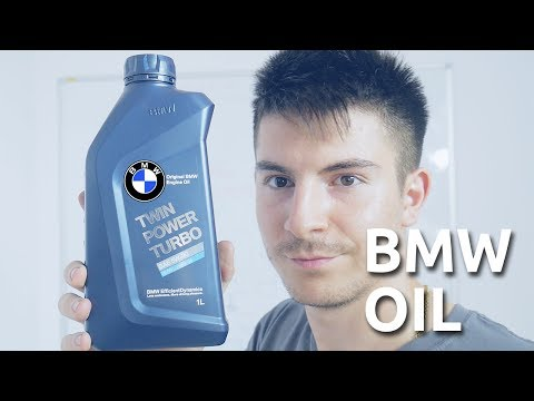 The Best Oil For Your BMW!