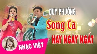 GIỌNG HÁT MỚI Làm Say Đắm 90 Triệu Trái Tim Việt Nam   Song Ca Nhạc Trữ Tình Quê Hương Hay Ngây Ngất