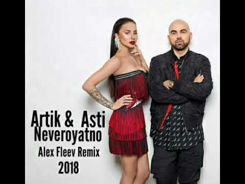 Artik & Asti - Невероятно (Alex Fleev Remix  Version - 2)
