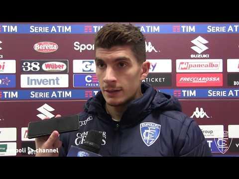 Preview video Le parole di Giovanni Di Lorenzo al termine di Torino-Empoli