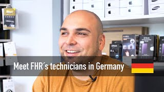 Meet Borak technician from Germany