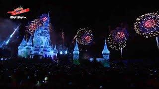 "[Full Show] ""Fantasy In The Sky"" Fireworks Spectacular New Year's Eve - Walt Disney World"