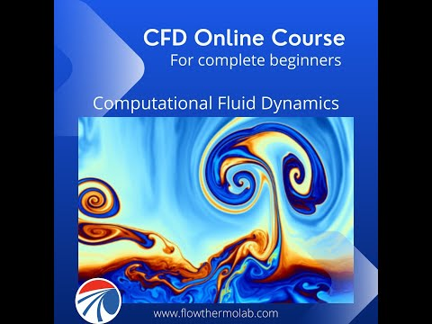 CFD Online Course for complete Beginners | Computational Fluid Dynamics