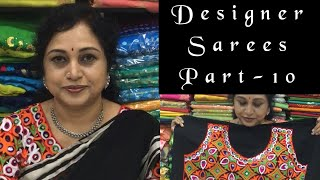 Designer Sarees Part-10,Surekha Selections, Whatsapp No8978131771