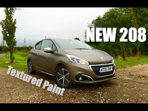 2015 Peugeot 208 Review - Inside Lane