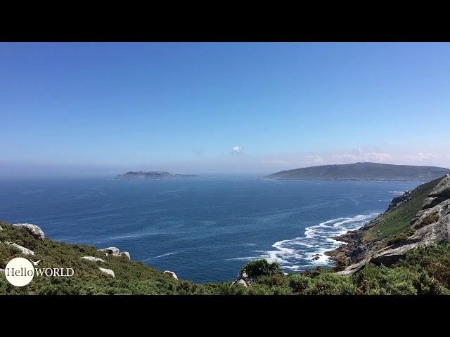 Naturbelassen - Weg Richtung Corme
