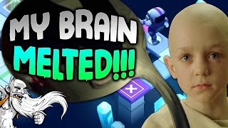 """""""HELP...MY BRAIN HAS MELTED!!!""""  Causality IOS / Android / PC gameplay walkthrough"""