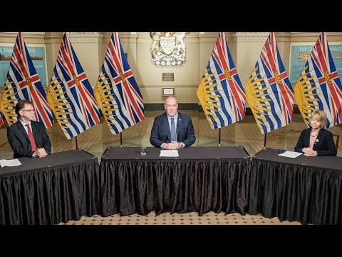 British Columbians will move forward with safely restarting their province beginning in mid-May, according to a plan announced by Premier John Horgan.