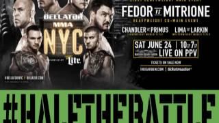 Bellator NYC: Sonnen vs Silva Bets, Picks, Predictions on Half The Battle
