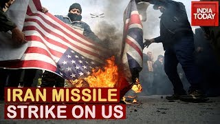 US Airbases Attacked In Iraq, Around 80 American Soldiers Killed | Watch Full Report