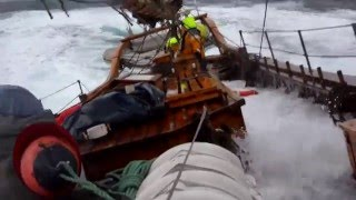 Rock and Roll in the Roaring Forties - Dagmar Aaen of Arved Fuchs Expeditions