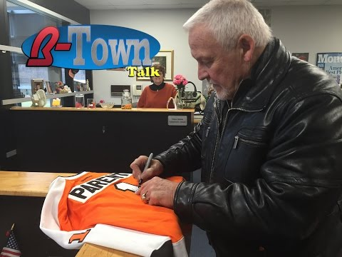 B-Town Talk:  BERNIE PARENT Interview