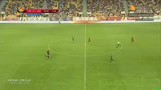 CFR Cluj - FC Viitorul 0-1 Deac La Un Pas De Egalare. Sutul Loveste Bara!