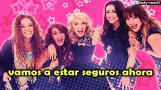 1 Girl Nation - While We're Young (Video y Letra) Traducido Español [Pop Cristiano en Inglés]