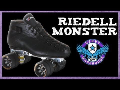 Riedell Monster 595 Jam Rollerskates