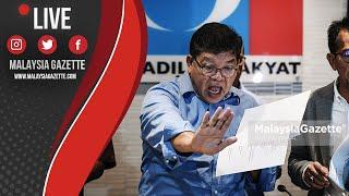 """MGTV LIVE : """"Kami tidak diberikan perhatian sepenuhnya"""" -Dato' Johari Abdul"""