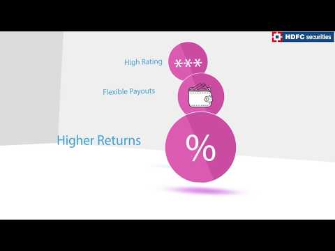 Corporate FDs - Company Fixed Deposits | HDFC Securities