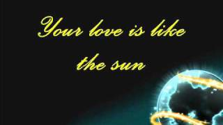 Alamid - Your Love (with lyrics)