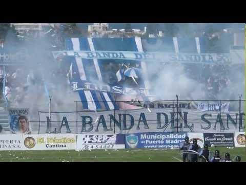 """Llega La Banda de Sandia - 18/03/12"" Barra: La Banda Del Sandia • Club: Guillermo Brown"