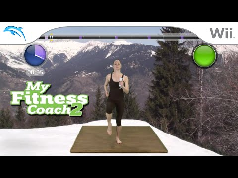 My Fitness Coach 2: Exercise & Nutrition | Dolphin Emulator 5.0-12945 [1080p HD] | Nintendo Wii