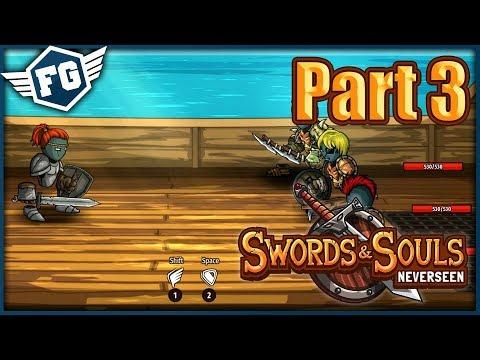 TĚŽKÉ RYBAŘENÍ - Swords & Souls #3