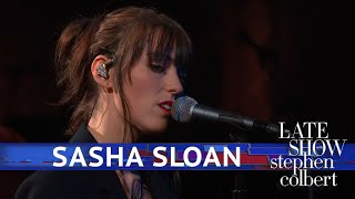 Sasha Sloan Performs 'Older'