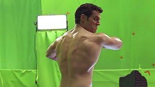 Superman vs Justice League | Behind The Scenes