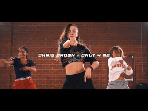 ONLY 4 ME - Chris Brown | Choreography by Alexander Chung