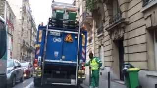パリのゴミ清掃車ほぼ日刊イトイ新聞「パリこれ!」