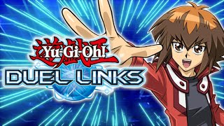 Playing Yu-Gi-Oh Duel Links! - Unlocking GX WORLD!