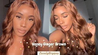 From Black To Perfect Honey Golden Brown | Fall Is Here! | LovelyBryana