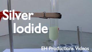Make Silver Iodide