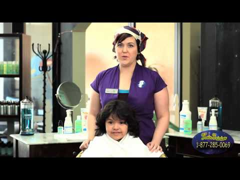 Video Head Lice Treatment -The Safe and Natural Way