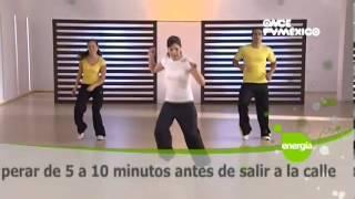 Energía - Body Jam (Programa 3)