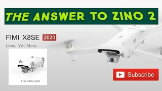FIMI X8 SE 2020 : THE PERFECT DRONE WITH 4K CAMERA WITH 3 AXIS GIMBAL AND 8 KM FPV AND MANY MORE .