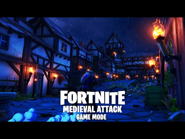 MEDIEVAL ATTACK - SEARCH AND DESTROY