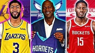 8 BOLD NBA Predictions for the 2019-2020 NBA Season!