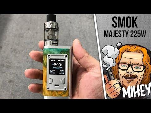 SMOK Majesty 225W Kit