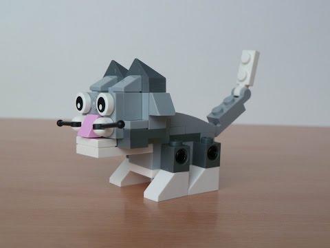 Vidéo LEGO Creator 30188 : Le chaton mignon