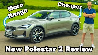New Polestar 2 Single Motor 2022 review - is it the pick of the range?