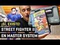 Jugamos Con Street Fighter Ii en Master System